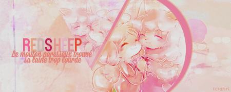 [★★★★☆][TUTO] Une barre de navigation fixée qui joue à chat ! Redsheepsign-46464cf